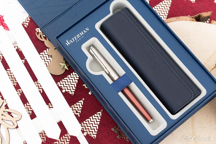 Cadeau de dernière minute : et pourquoi pas un beau stylo Waterman ?