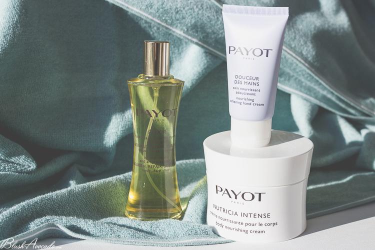 Routine hivernale pour le corps : confort et hydratation avec Payot !