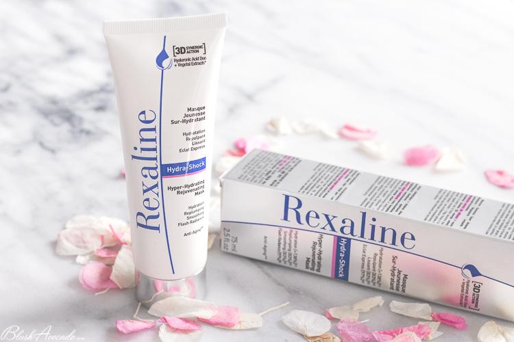Rexaline : le Masque Jeunesse Sur-Hydratant, efficace ?