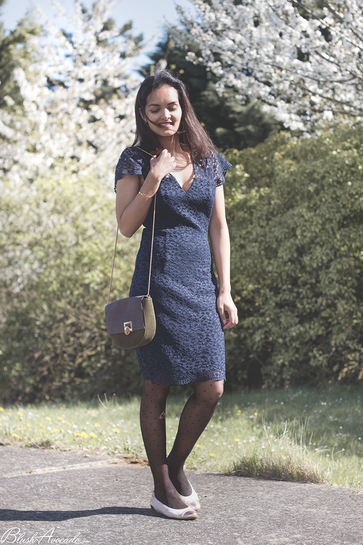 OOTD Blue Lace 6