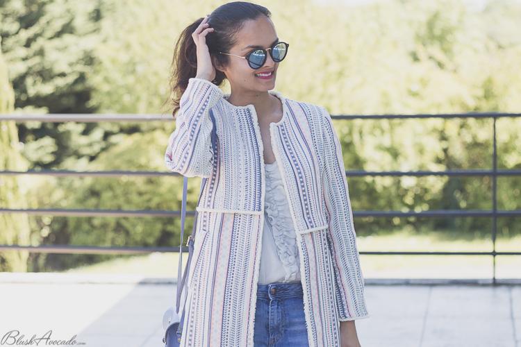 OOTD : la veste longue multifonctions