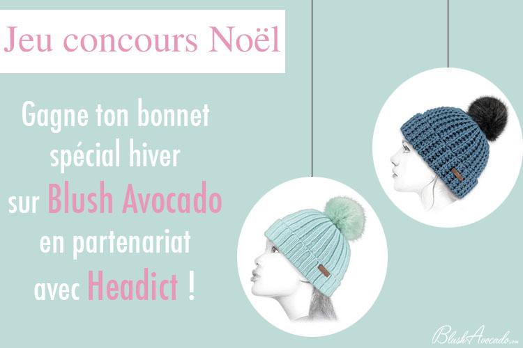 Concours #1: un bonnet d'hiver à gagner avec Headict ! (FERMÉ)