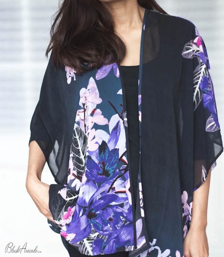 OOTD : le kimono