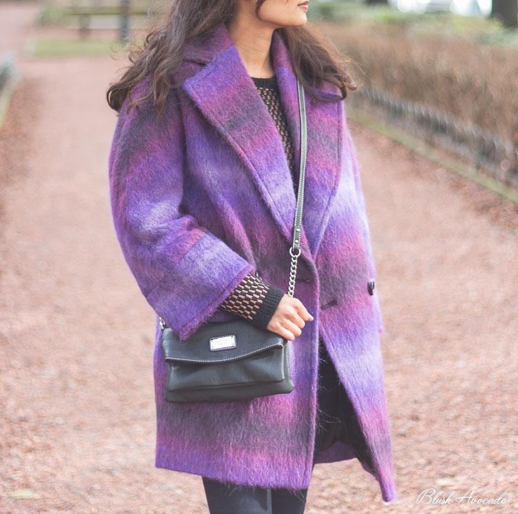 OOTD : purple time
