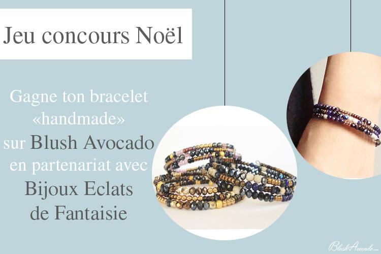 Concours #4 : un bracelet à gagner avec Bijoux Éclats de Fantaisie (FERMÉ)