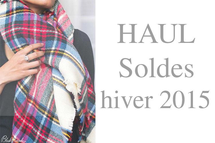 Haul soldes hiver 2015