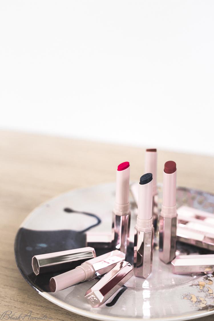 Fenty Beauty : Mattemoiselle Plush Matte Lipstick, peut mieux faire !