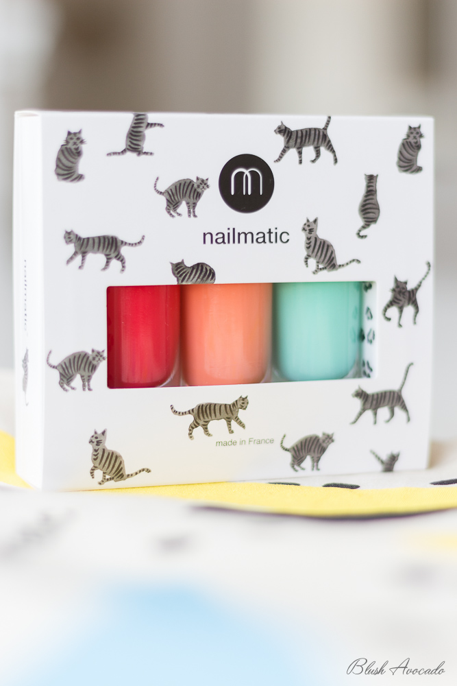 Test des vernis Nailmatic
