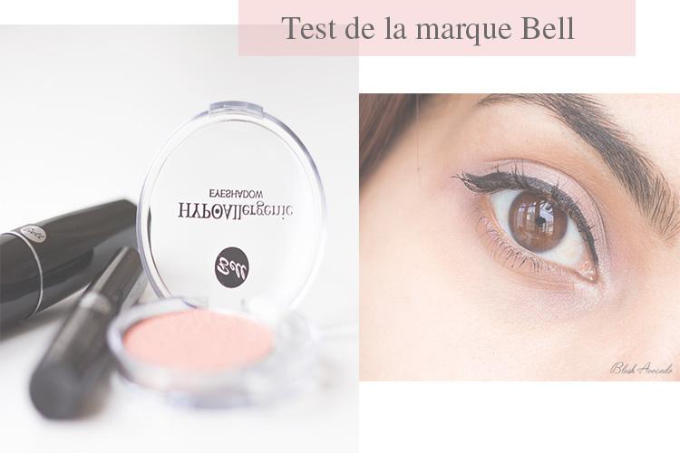 Revue : test de la marque Bell via le site Kosméopolis