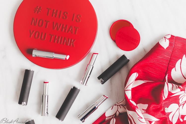 Rouge Liquide Givenchy : la nouveauté déconcertante