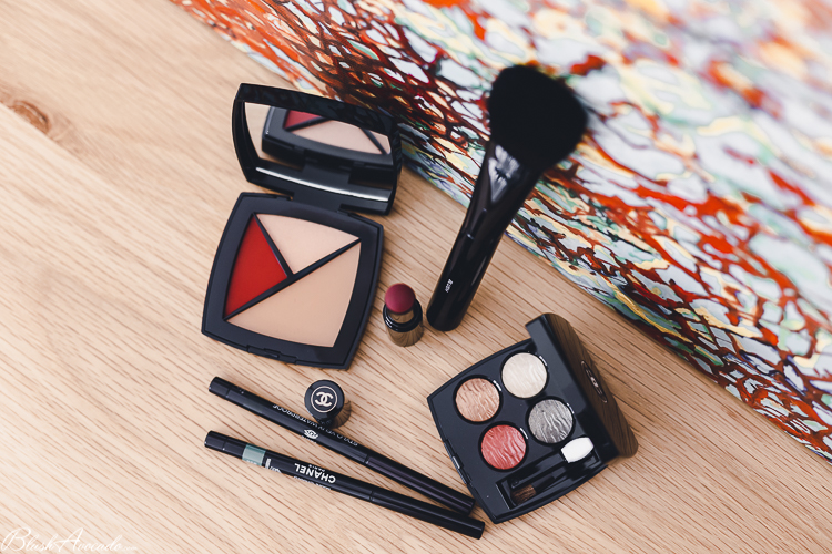Chanel : collection cruise 2018 pour un makeup estival !