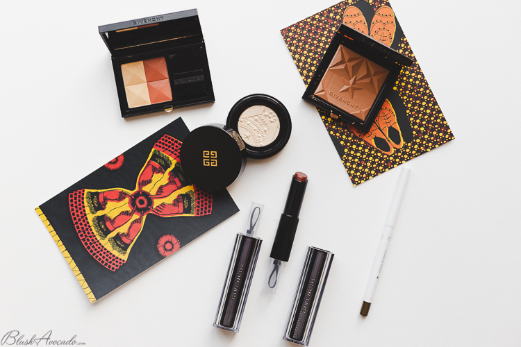 Mes coups de coeur de la collection African light Givenchy