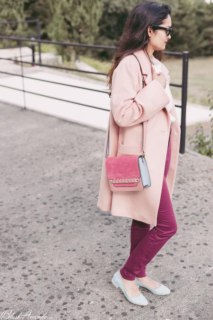 Premier look d'automne et de fashion week + concours !