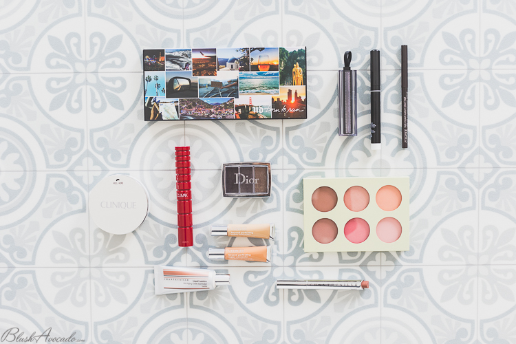 Makeup automnal : découvertes et favoris du moment