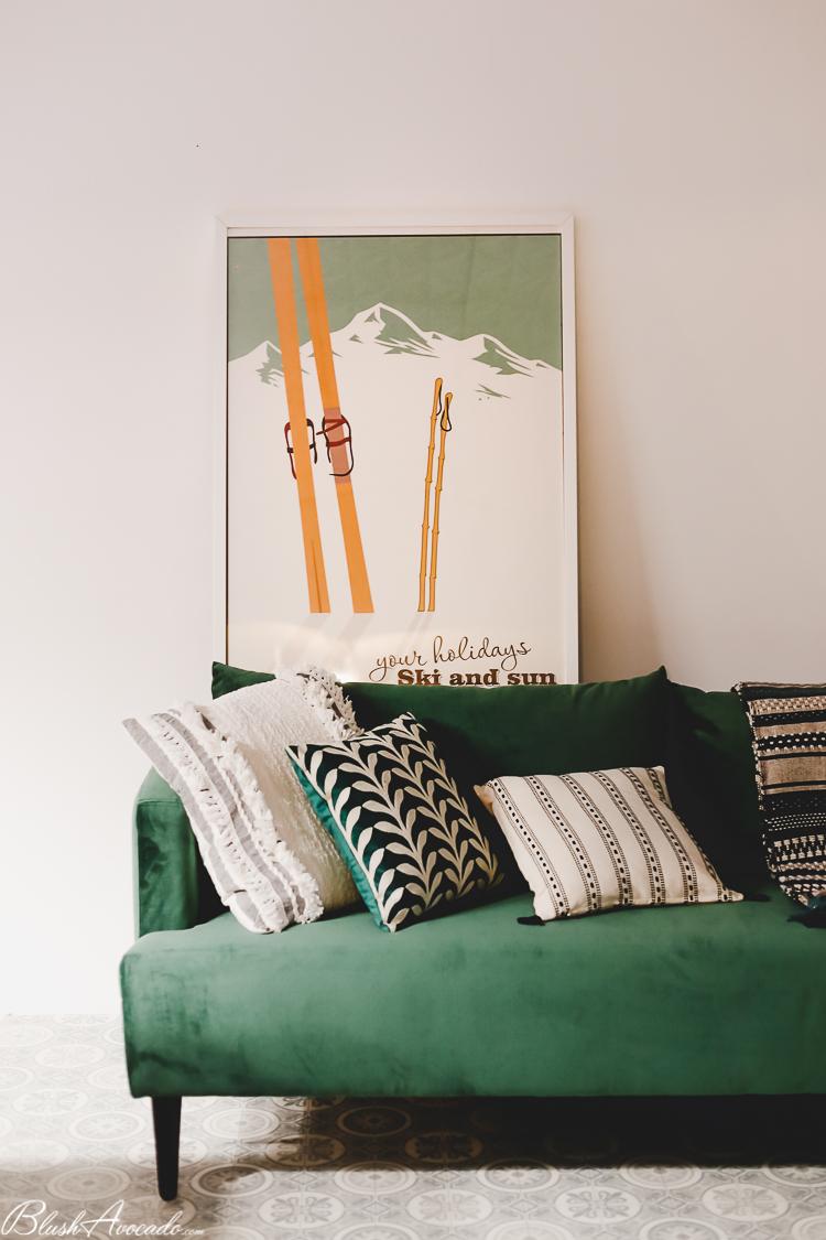 Une décoration murale tendance avec les posters Pixers !