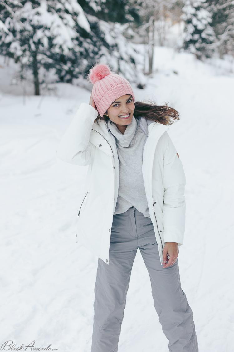 L'indispensable parka Aigle, pour affronter le froid en montagne !