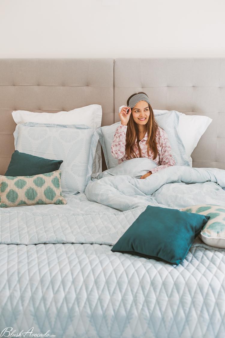 Ma plus belle parure de lit signée Yves Delorme