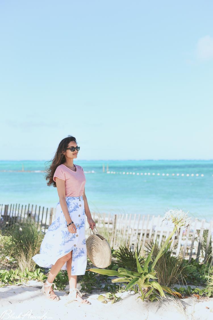 Une semaine aux Bahamas