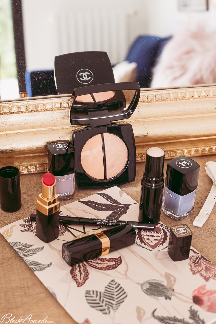 Chanel : mes dernières découvertes
