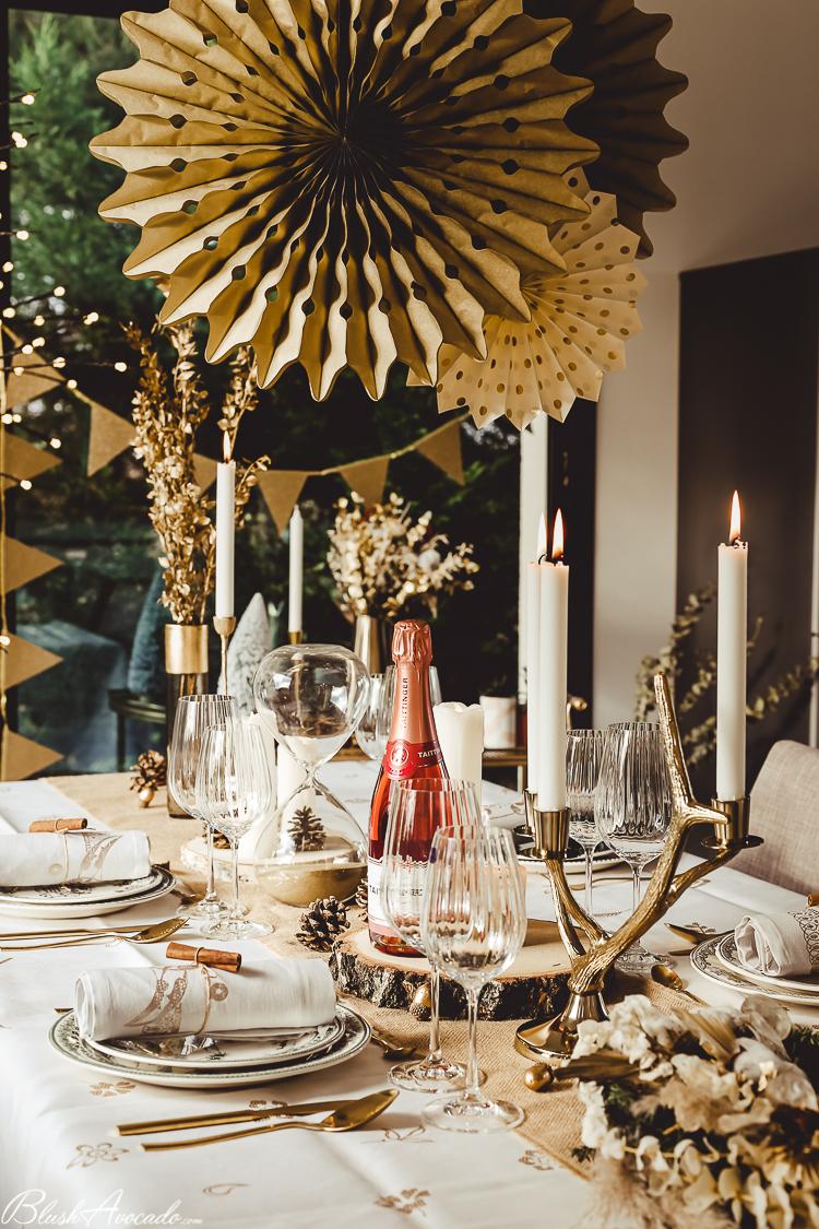Ma table pour le Nouvel An édition 2019