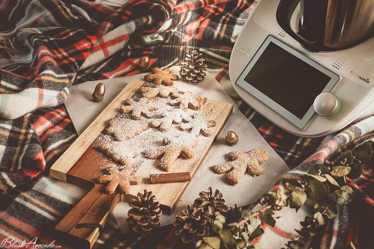 Mes sablés de Noël au Thermomix® TM6