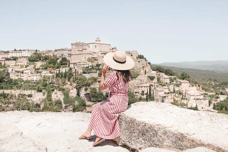 Gordes, l'un des plus beaux villages de Provence
