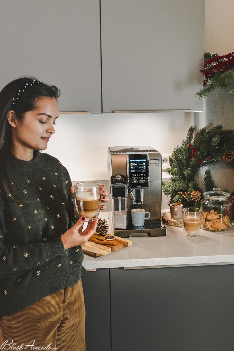 Dinamica Plus, l'expresso broyeur qui va révolutionner votre pause café à la maison !