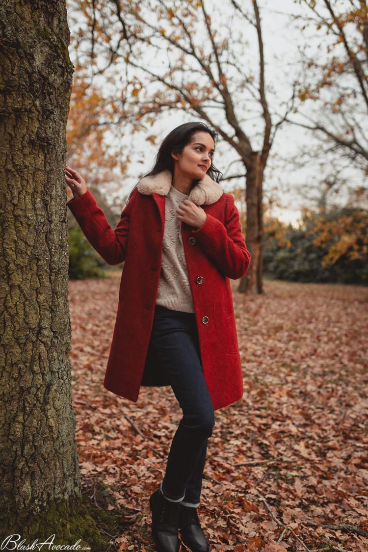 Mon manteau coup de coeur Trench & Coat